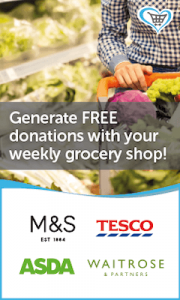 Donate FREE with your weekly shop